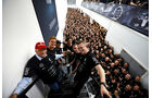Mercedes - Titel-Party 2016 - Brixworth & Brackley
