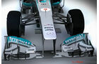 Mercedes - Update GP Deutschland 2013 - Piola Technik
