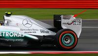 Mercedes - Updates - GP England/GP Deutschland