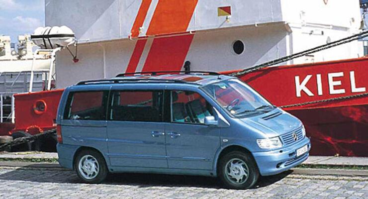 Mercedes V 220 CDI