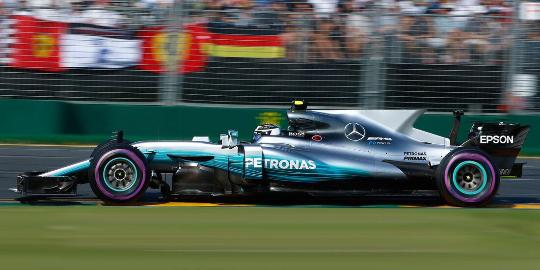 Mercedes - Vallteri Bottas - GP Australien 2017