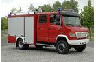 Mercedes Vario 818 DA Tragkraftspritzenfahrzeug mit Wassertank