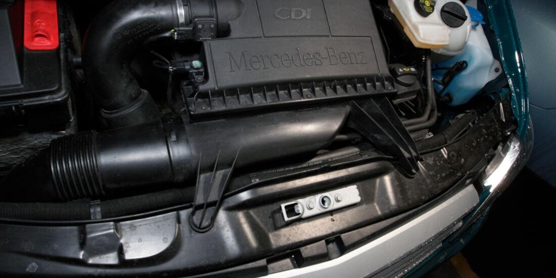 Mercedes Viano 2.2 CDI 4matic, Motor