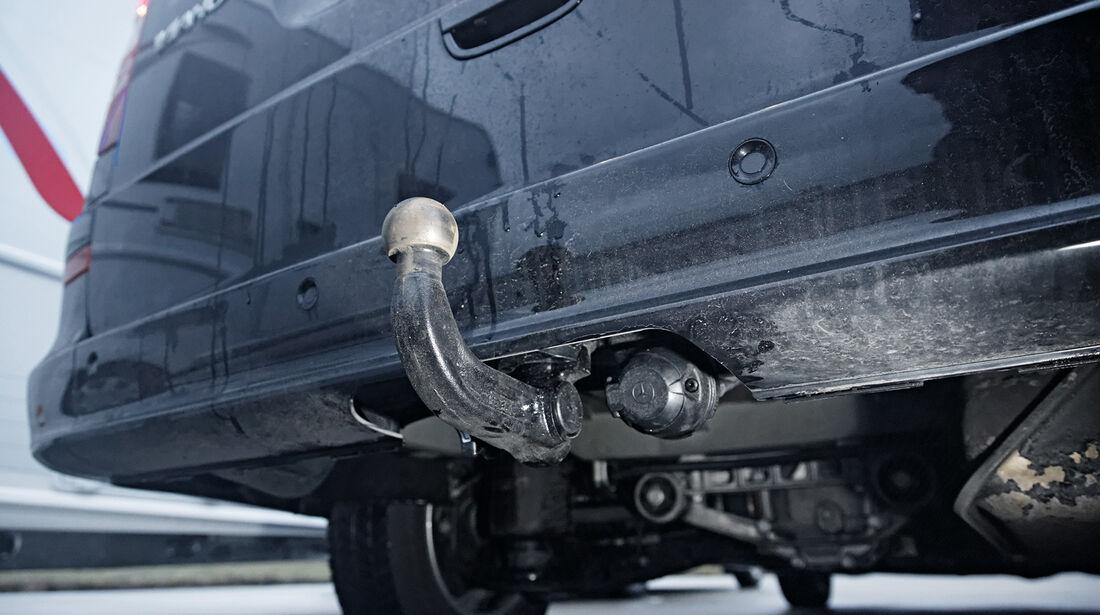 Mercedes Viano 3.0 CDI lang, Anhängerkupplung
