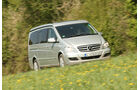 Mercedes Viano Marco Polo, Frontansicht, Front