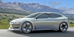 Mercedes Vision EQA IAA 2017 BMW i2