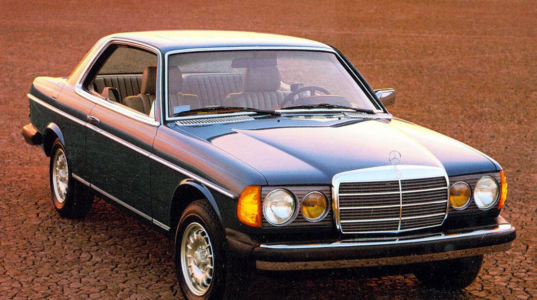 Mercedes  W123 Coupé