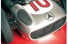 Mercedes W196R, Kühlergrill