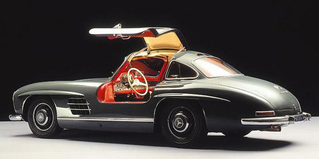Mercedes, W198, 300 SL, Coupé, 1954