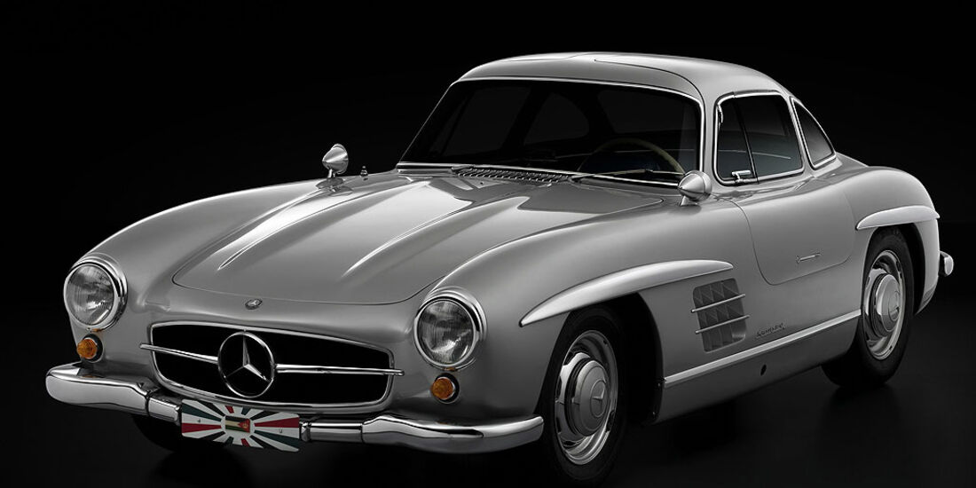 Mercedes W198 Gullwing