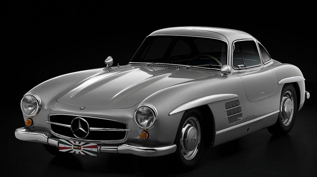 Mercedes W198 Gullwing