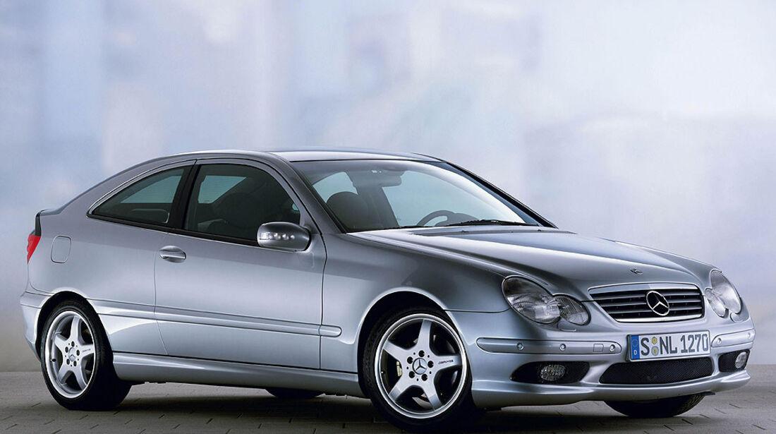Mercedes W203 C-Klasse Sportcoupé