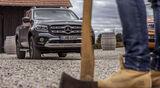 Mercedes X-Klasse Exterieur