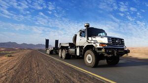 Mercedes Zetros 3643 AS 6x6