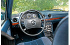 Mercerdes-Benz S123, Cockpit