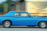 Mercury Cougar Eliminator 302 (67-70)