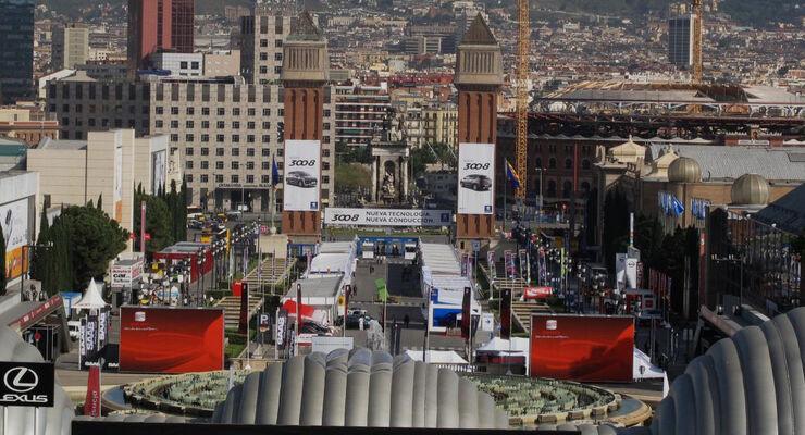 Messe Barcelona 2009