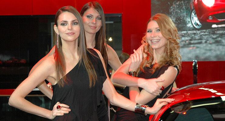 Messegirls Bologna