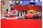 Messerundgang Genf 2012, Tuch, Verhüllt, Ferrari