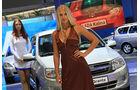 Messerundgang Moskau Motor Show 2012