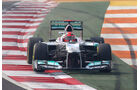 Michael Schumacher GP Indien 2012