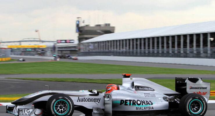 Michael Schumacher - GP Kanada 2010
