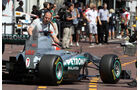 Michael Schumacher GP Monaco 2011