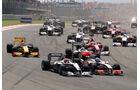 Michael Schumacher GP Türkei 2010