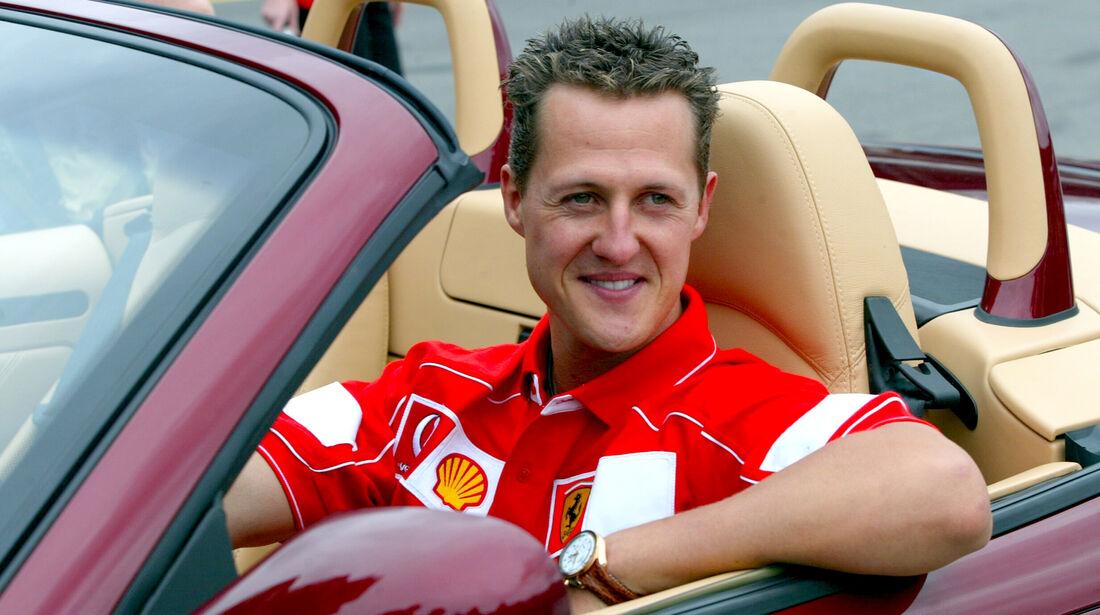 Michael Schumacher - GP USA 2002