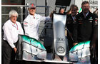 Michael Schumacher - Mercedes - 300 Grand Prix-Feier - Formel 1 - GP Belgien - Spa-Francorchamps - 1. September 2012