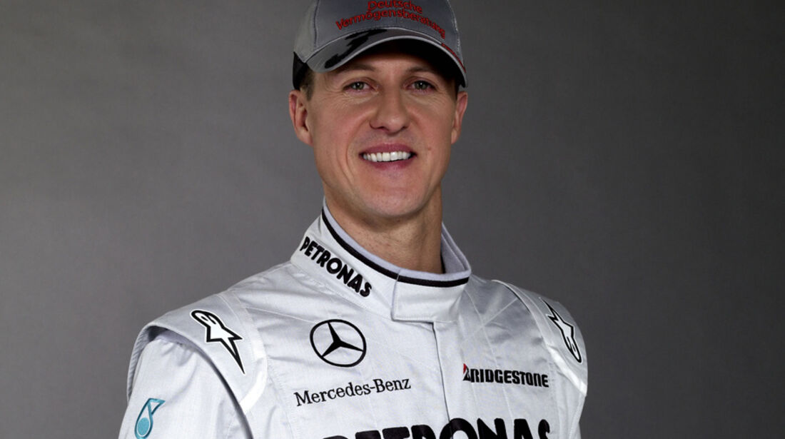 Michael Schumacher - Mercedes GP 2010
