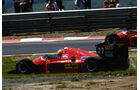 Michele Alboreto - Formel 1 - GP Ungarn 1986
