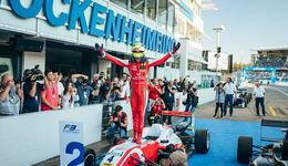 Mick Schumacher - Formel 3 - Hockenheim 2018