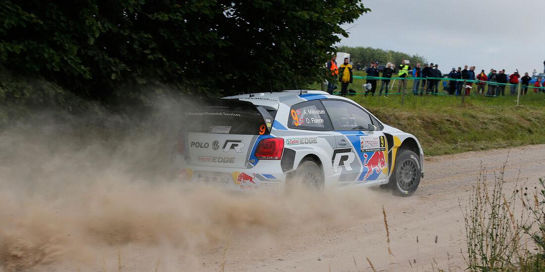 Mikkelsen Rallye Polen 2014