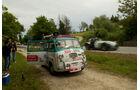 Mille Miglia, Fiat Mulitpla, Frontansicht