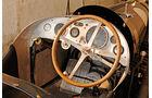 Miller 122 GP, Cockpit, Lenkrad