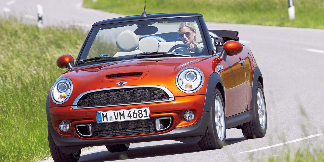 Mini Cabrio / Roadster