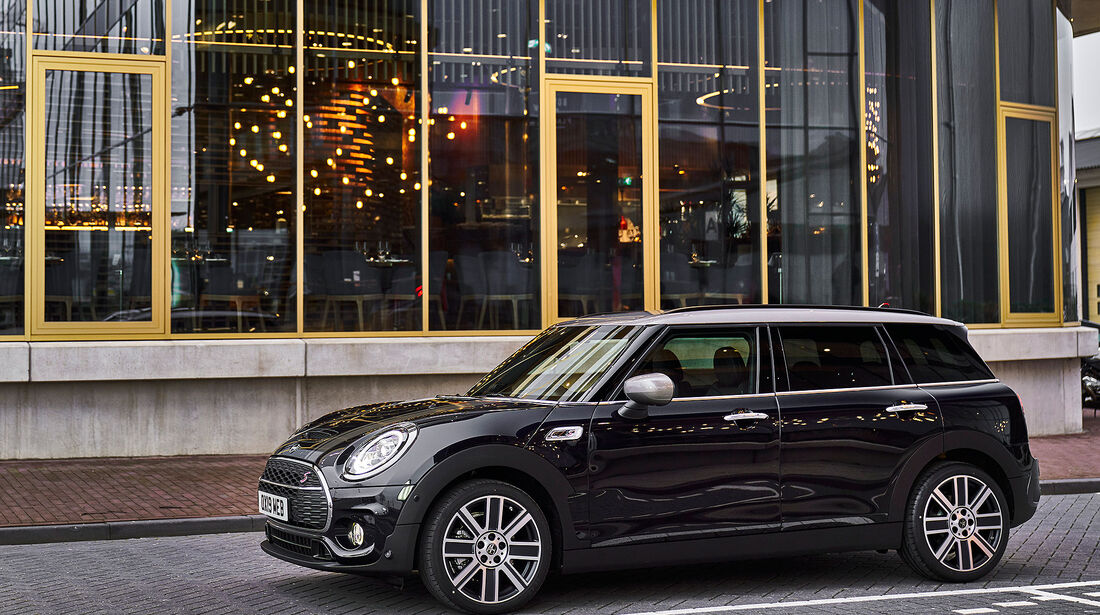 Mini Clubman Modelljahr 2019 Facelift Mit Matrix Led Auto Motor