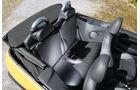 Mini Cooper Cabrio, Innenraum