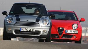 Mini Cooper D, Alfa Romeo 1.6 JTDM 16V