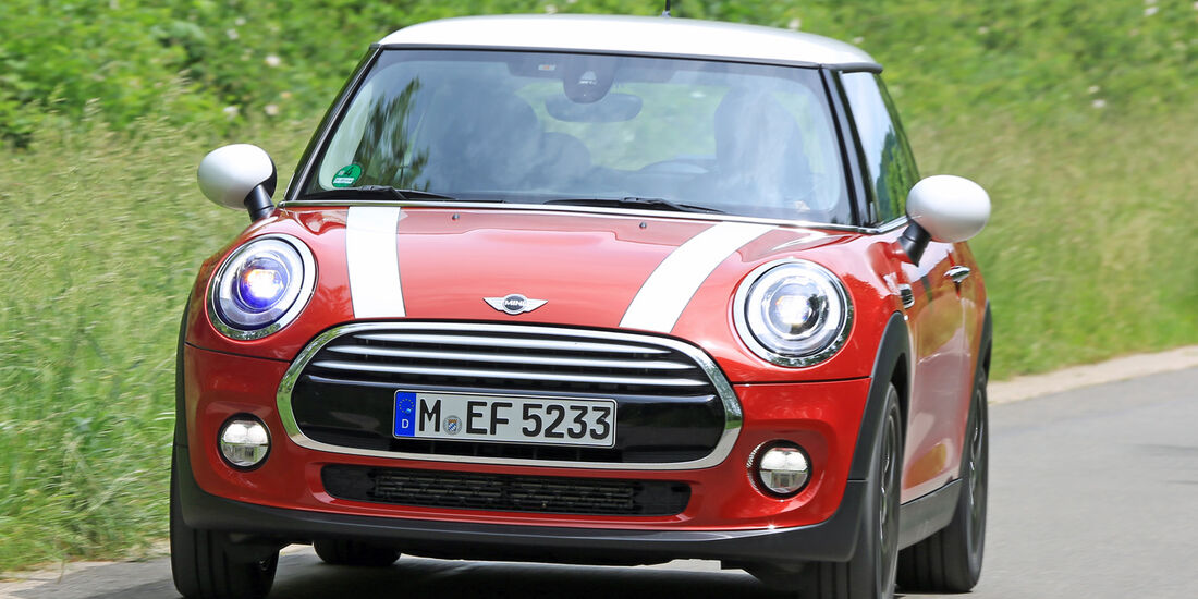 Mini Cooper D Im Fahrbericht Erster Dreizylinder Diesel Legt Los