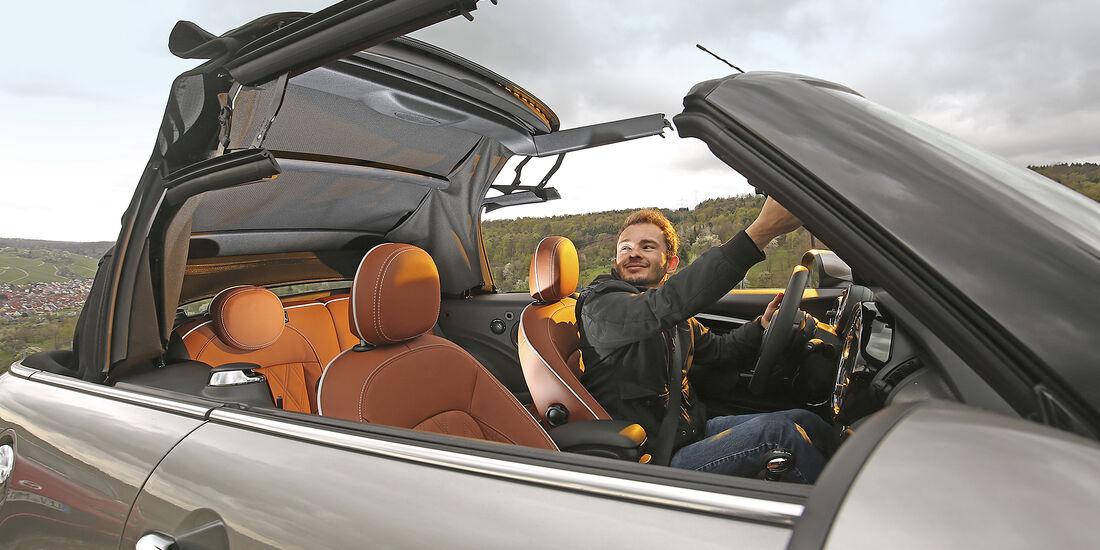 Mini Cooper S Cabrio, exterieur