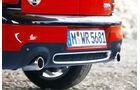 Mini Cooper S Clubman, Auspuff, Endrohr