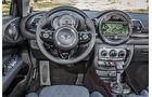 Mini Cooper S Clubman, Cockpit
