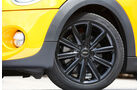 Mini Cooper S, Rad, Felge, Bremse