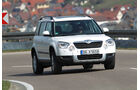Mini Countryman One, Nissan Juke 1.6, Skoda Yeti 1.4 TSI
