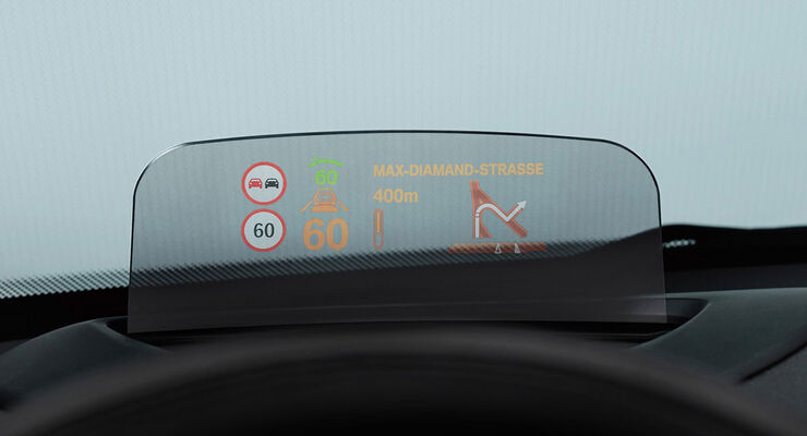 Mini Head-up-Display