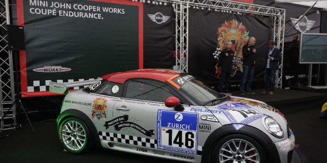 Mini John Cooper Works Coupé Endurance