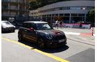 Mini John Cooper Works GP - Car Spotting - Formel 1 - GP Monaco - 25. Mai 2014