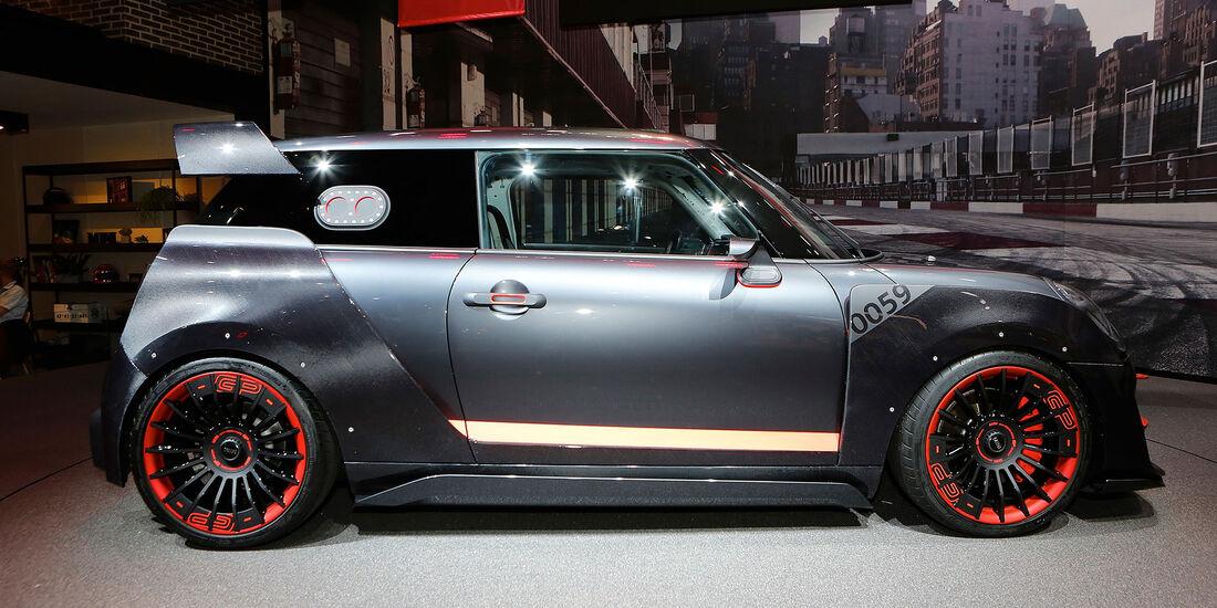 Mini John Cooper Works Gp 300 Ps Starke Kleinserie Auto Motor Und